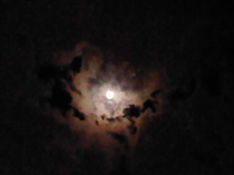 Luna llena otra vez