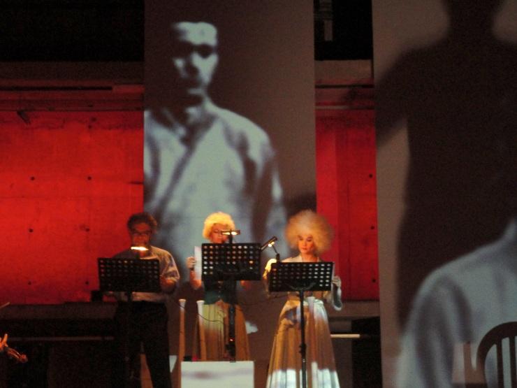 La historia del llanto @ Centro de Experimentación y creación del Teatro Argentino (TACEC)